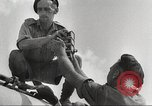 Image of British soldiers Egypt, 1942, second 36 stock footage video 65675063228