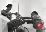 Image of British soldiers Egypt, 1942, second 39 stock footage video 65675063228