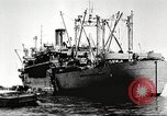 Image of American soldiers North Africa, 1943, second 28 stock footage video 65675063230