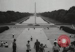 Image of President Johnson signs Civil Rights Act Washington DC USA, 1964, second 14 stock footage video 65675063243