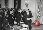 Image of President Johnson signs Civil Rights Act Washington DC USA, 1964, second 36 stock footage video 65675063243