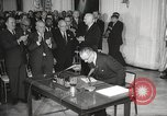 Image of President Johnson signs Civil Rights Act Washington DC USA, 1964, second 40 stock footage video 65675063243