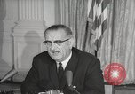 Image of President Johnson signs Civil Rights Act Washington DC USA, 1964, second 62 stock footage video 65675063243