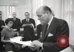 Image of Johnson urges passage of Voting Rights Act United States USA, 1965, second 32 stock footage video 65675063247
