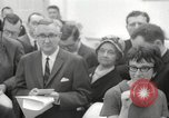 Image of Johnson urges passage of Voting Rights Act United States USA, 1965, second 37 stock footage video 65675063247