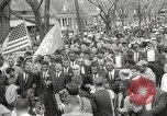 Image of Johnson urges passage of Voting Rights Act United States USA, 1965, second 45 stock footage video 65675063247