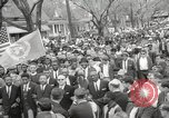 Image of Johnson urges passage of Voting Rights Act United States USA, 1965, second 46 stock footage video 65675063247