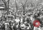 Image of Johnson urges passage of Voting Rights Act United States USA, 1965, second 49 stock footage video 65675063247