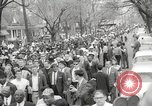 Image of Johnson urges passage of Voting Rights Act United States USA, 1965, second 50 stock footage video 65675063247