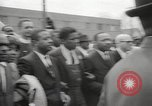 Image of Johnson urges passage of Voting Rights Act United States USA, 1965, second 54 stock footage video 65675063247