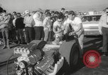 Image of Drag Racing Championship Fremont California USA, 1965, second 44 stock footage video 65675063250