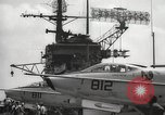 Image of United States aircraft carrier Pacific Ocean, 1965, second 25 stock footage video 65675063252