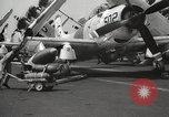 Image of United States aircraft carrier Pacific Ocean, 1965, second 40 stock footage video 65675063252