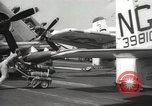 Image of United States aircraft carrier Pacific Ocean, 1965, second 45 stock footage video 65675063252