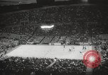 Image of basketball match Portland Oregon USA, 1965, second 7 stock footage video 65675063255