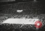 Image of basketball match Portland Oregon USA, 1965, second 9 stock footage video 65675063255