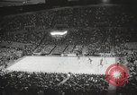 Image of basketball match Portland Oregon USA, 1965, second 10 stock footage video 65675063255