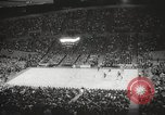 Image of basketball match Portland Oregon USA, 1965, second 11 stock footage video 65675063255