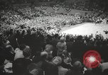 Image of basketball match Portland Oregon USA, 1965, second 12 stock footage video 65675063255