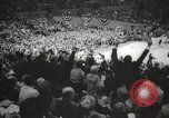 Image of basketball match Portland Oregon USA, 1965, second 13 stock footage video 65675063255