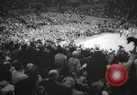 Image of basketball match Portland Oregon USA, 1965, second 14 stock footage video 65675063255