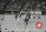 Image of basketball match Portland Oregon USA, 1965, second 15 stock footage video 65675063255