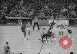 Image of basketball match Portland Oregon USA, 1965, second 16 stock footage video 65675063255