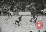 Image of basketball match Portland Oregon USA, 1965, second 17 stock footage video 65675063255