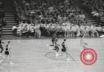 Image of basketball match Portland Oregon USA, 1965, second 18 stock footage video 65675063255