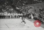 Image of basketball match Portland Oregon USA, 1965, second 19 stock footage video 65675063255