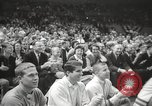Image of basketball match Portland Oregon USA, 1965, second 20 stock footage video 65675063255