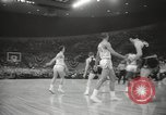 Image of basketball match Portland Oregon USA, 1965, second 24 stock footage video 65675063255