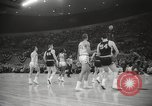 Image of basketball match Portland Oregon USA, 1965, second 25 stock footage video 65675063255