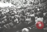 Image of basketball match Portland Oregon USA, 1965, second 28 stock footage video 65675063255