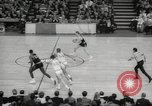 Image of basketball match Portland Oregon USA, 1965, second 29 stock footage video 65675063255