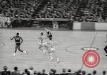 Image of basketball match Portland Oregon USA, 1965, second 30 stock footage video 65675063255