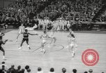Image of basketball match Portland Oregon USA, 1965, second 31 stock footage video 65675063255