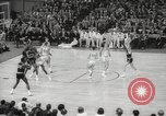 Image of basketball match Portland Oregon USA, 1965, second 32 stock footage video 65675063255