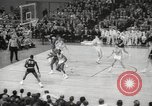 Image of basketball match Portland Oregon USA, 1965, second 33 stock footage video 65675063255