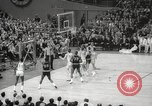 Image of basketball match Portland Oregon USA, 1965, second 35 stock footage video 65675063255