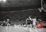 Image of basketball match Portland Oregon USA, 1965, second 46 stock footage video 65675063255