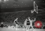 Image of basketball match Portland Oregon USA, 1965, second 48 stock footage video 65675063255