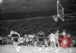 Image of basketball match Portland Oregon USA, 1965, second 49 stock footage video 65675063255
