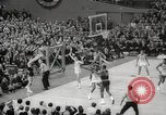 Image of basketball match Portland Oregon USA, 1965, second 51 stock footage video 65675063255