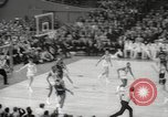 Image of basketball match Portland Oregon USA, 1965, second 52 stock footage video 65675063255