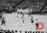 Image of basketball match Portland Oregon USA, 1965, second 53 stock footage video 65675063255