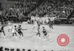 Image of basketball match Portland Oregon USA, 1965, second 54 stock footage video 65675063255