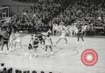 Image of basketball match Portland Oregon USA, 1965, second 55 stock footage video 65675063255