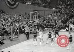 Image of basketball match Portland Oregon USA, 1965, second 56 stock footage video 65675063255