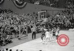 Image of basketball match Portland Oregon USA, 1965, second 57 stock footage video 65675063255